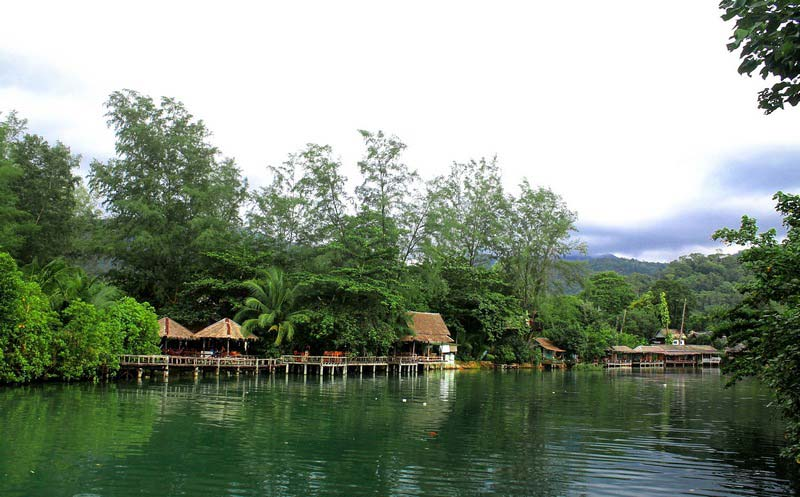 1 Blue Lagoon Chang