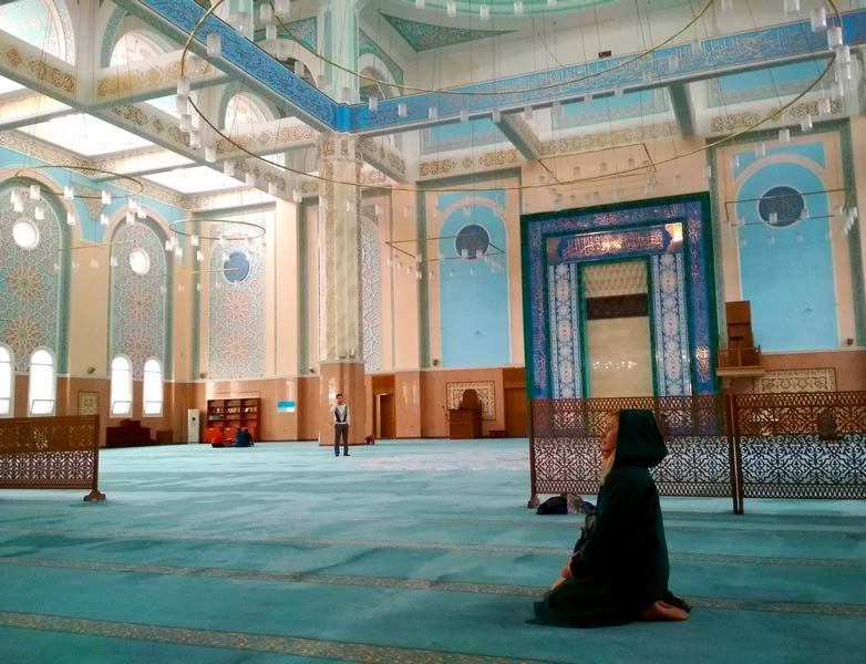 12-Мечеть-Нур-Астана