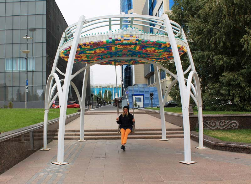Астана-маршрут