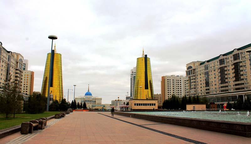 астана-новый-город
