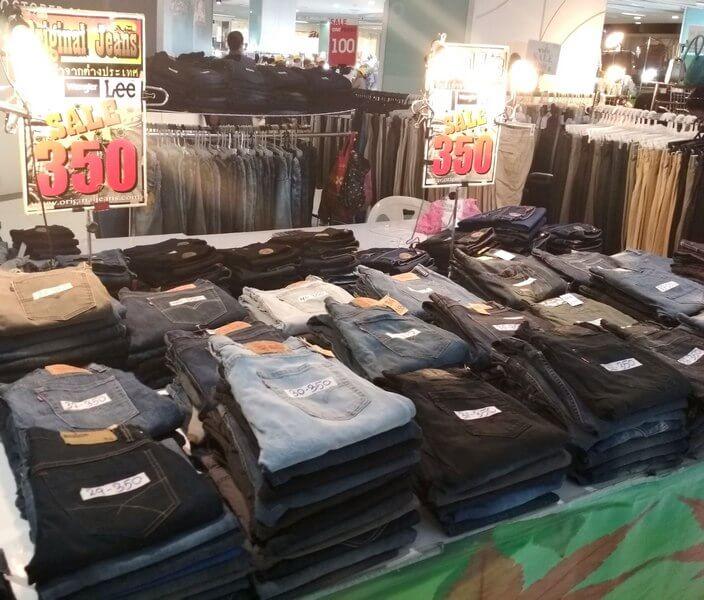 Бангкок джинсы купить