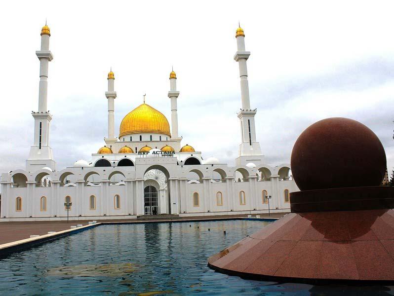4-Мечеть-Нур-Астана