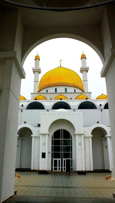 5-Мечеть-Нур-Астана