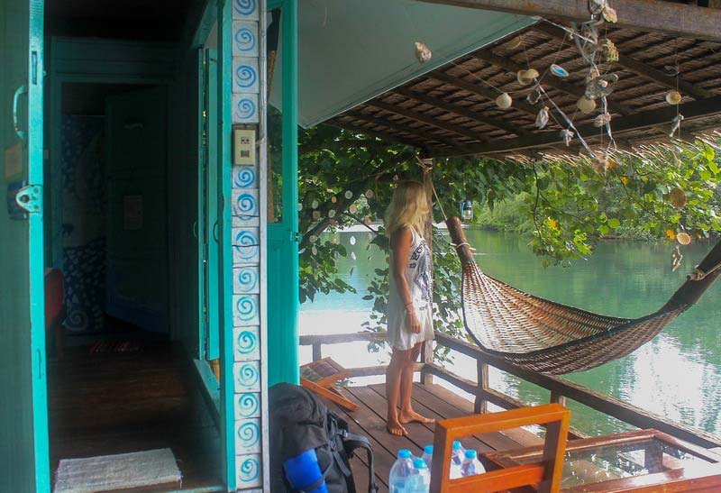 5 Blue Lagoon kho Chang