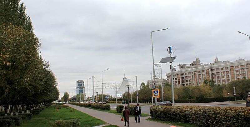 Астана-что-посмотреть