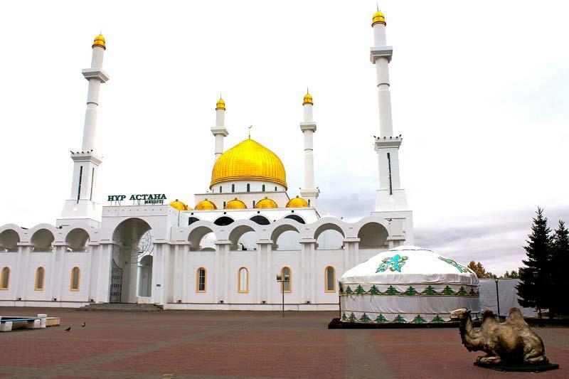 8-Мечеть-Нур-Астана