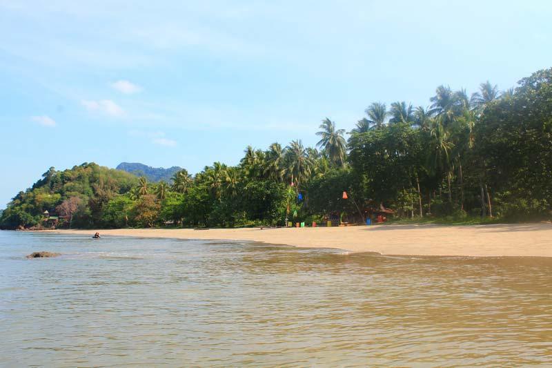 Пляж-Ao-Si