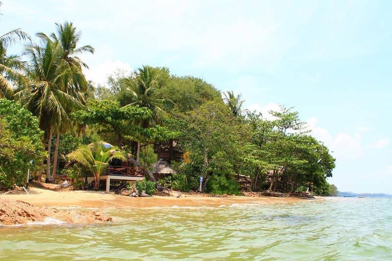 остров ко джум таиланд