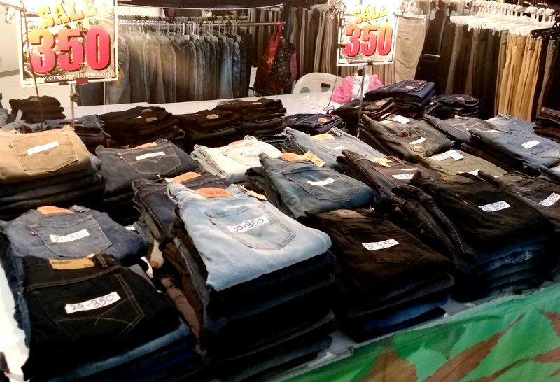 20 таиланд джинсы