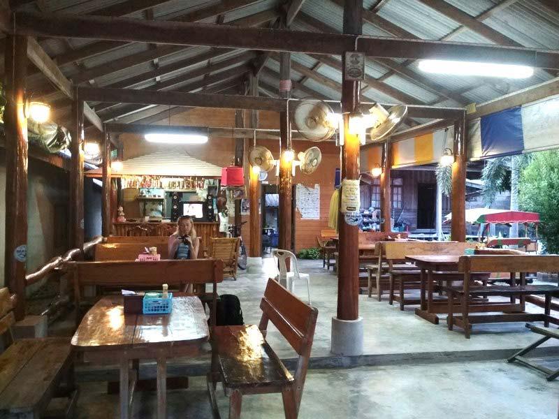 ресторан на Ко Джуме
