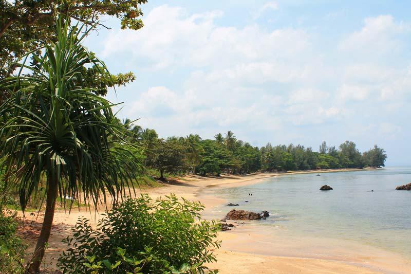 Golden Pearl Beach