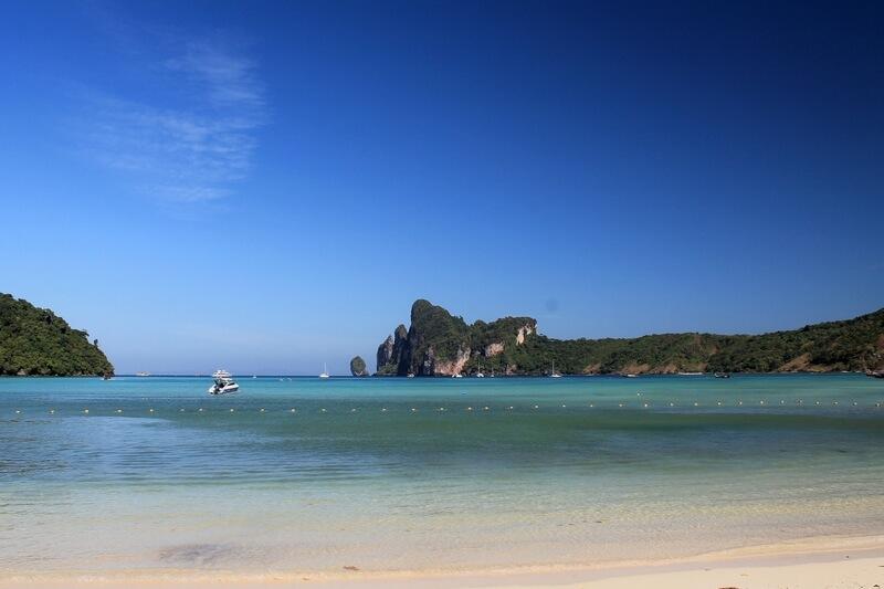 маршрут по Таиланду ПХи Пхи 1