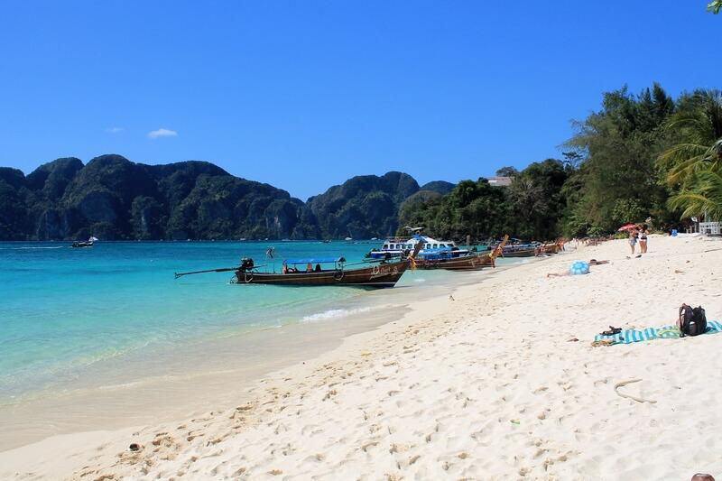 маршрут по Таиланду ПХи Пхи 10