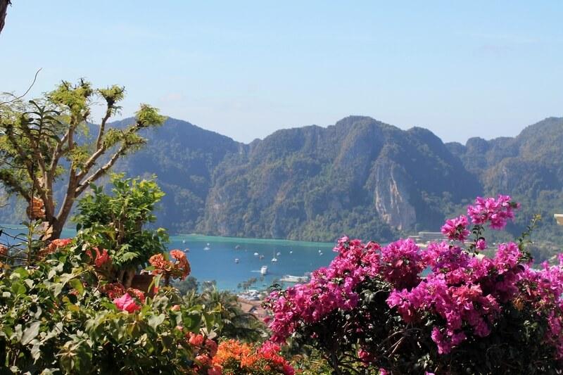 маршрут по Таиланду ПХи Пхи 16