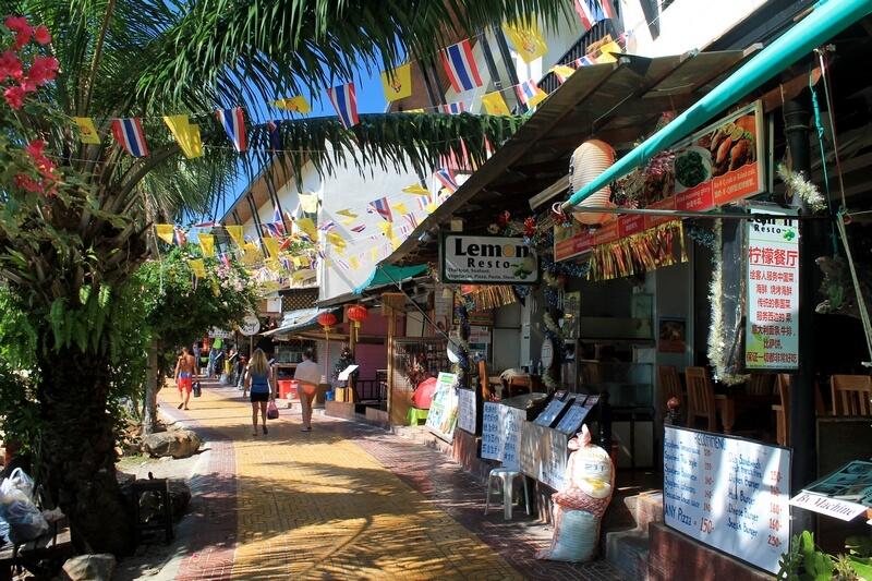 маршрут по Таиланду ПХи Пхи 3