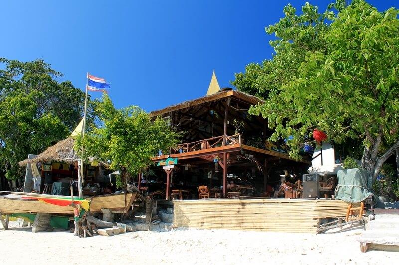 маршрут по Таиланду ПХи Пхи 4