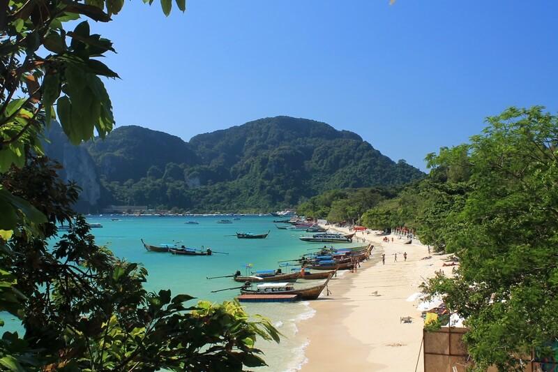 маршрут по Таиланду ПХи Пхи 7