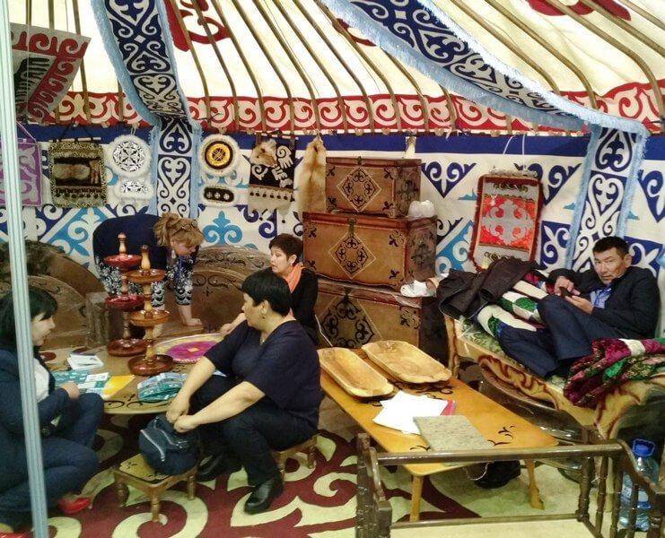 10 Астана выставка производителей
