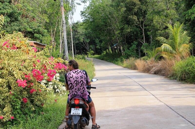 12 остров Ко Джум байк