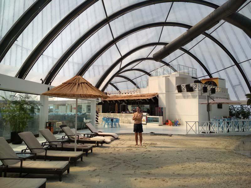 Sky Beach Club в Астана
