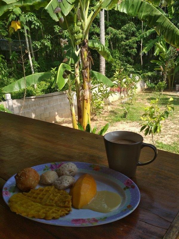 16 остров Ко Джум еда