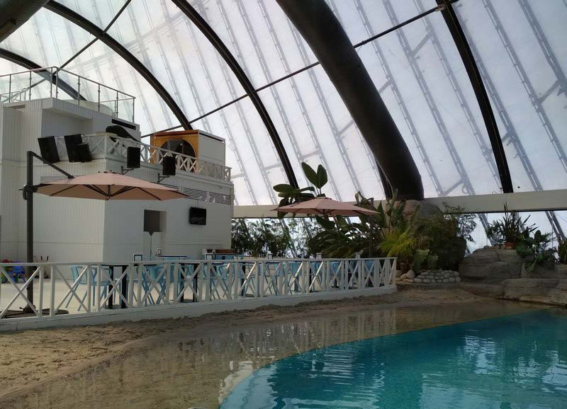 Sky Beach Club Астана