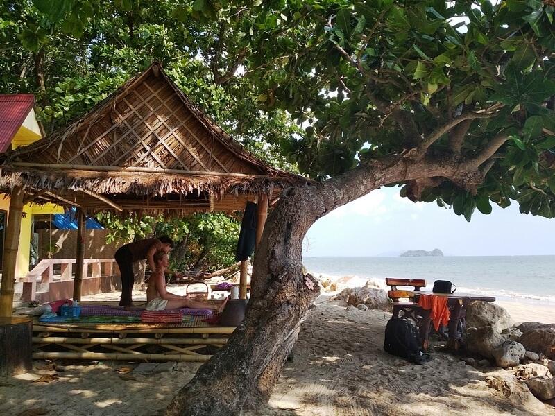 2 остров Ко Джум