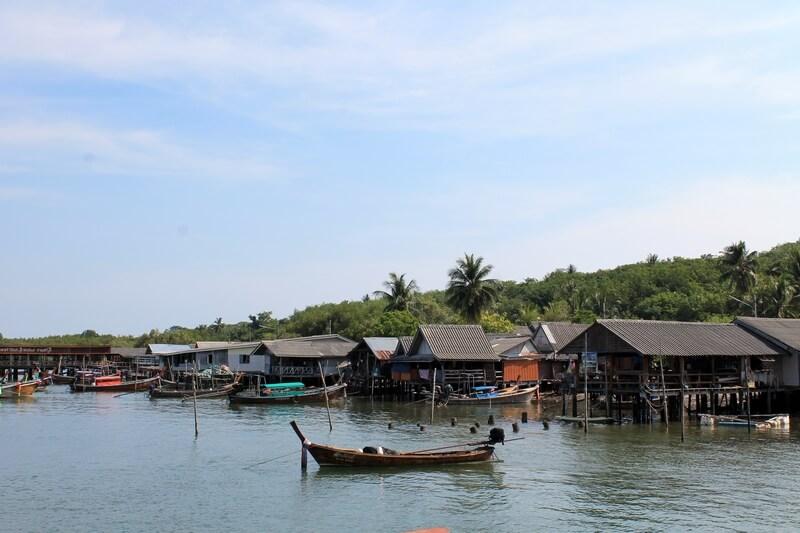 22 остров Ко Джум пристань