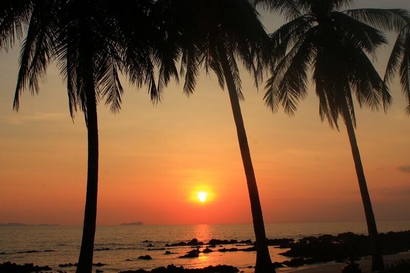 4 остров Ко Джум