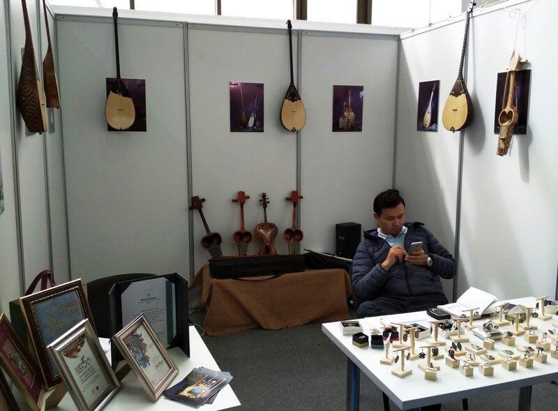 Астана выставка производителей