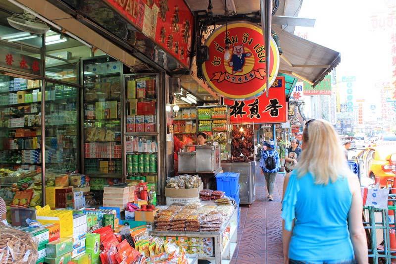 Бангкок-китайский-квартал