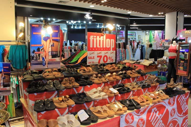 Бангкок-обувь