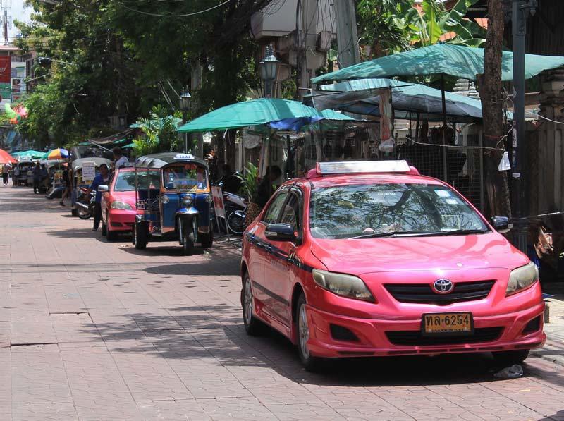 Бангкок-такси