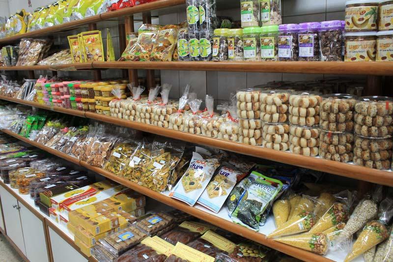 Бангкок-магазины