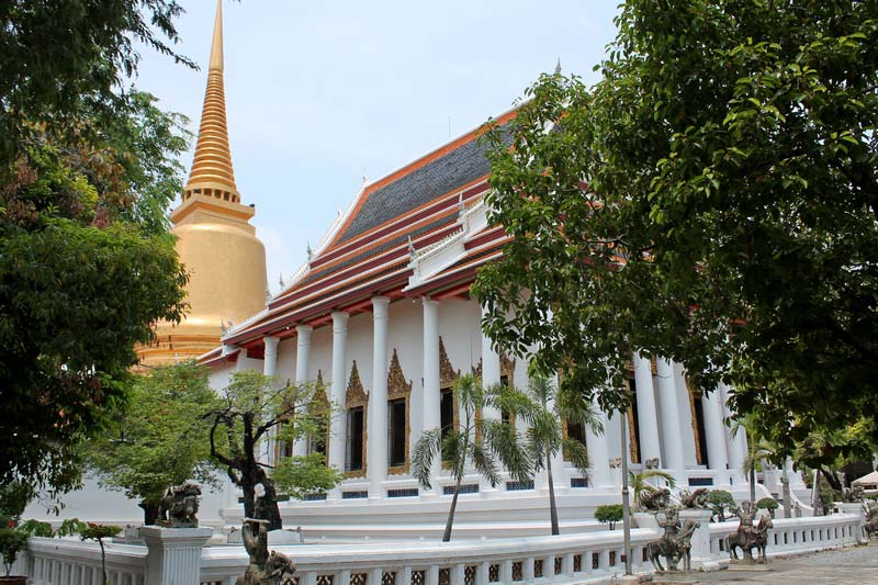 Мраморный-храм-Бангкок