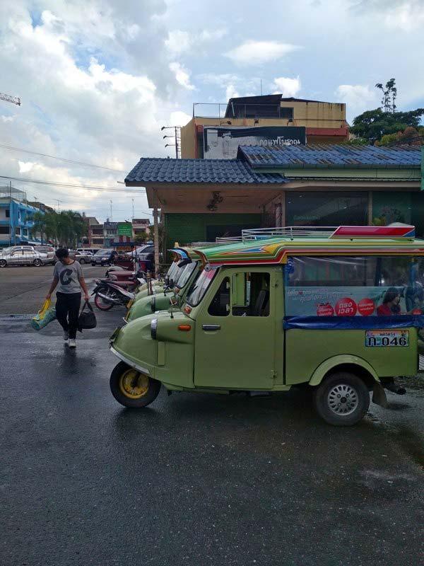 тук-тук-Тайланд