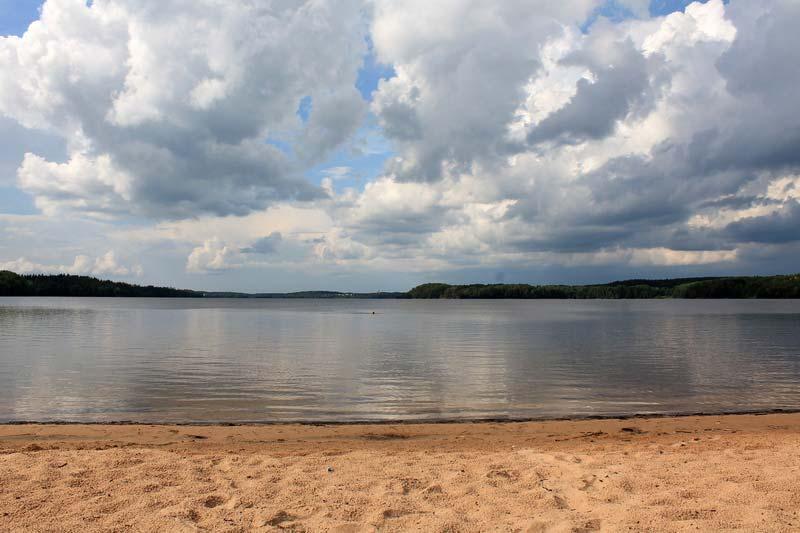 озеро ворошиловское
