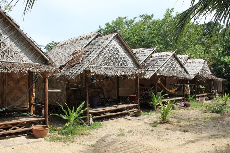 Kalume Kradan Village