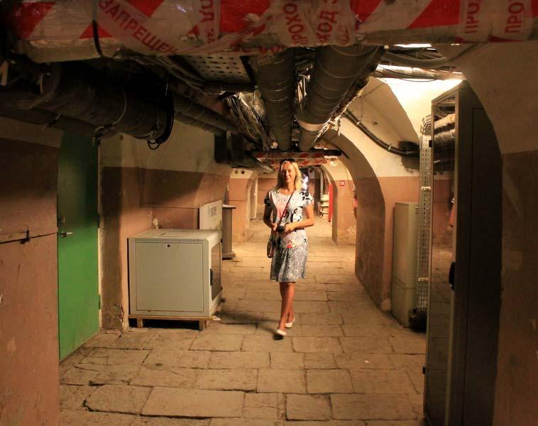 подвалы-Эрмитажа