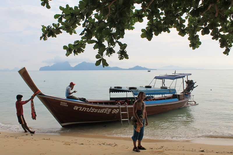 крадан лодки