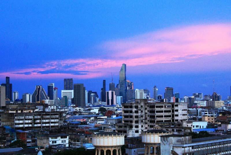 вечерний-Бангкок