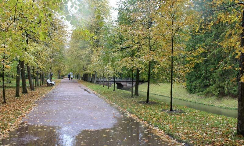 Ораниенбаум дворцово-парковый