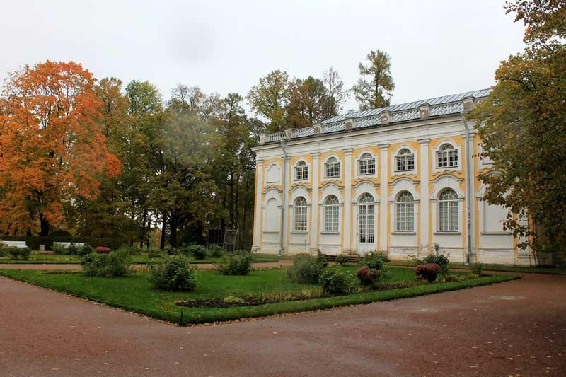 павильон Каменное зало