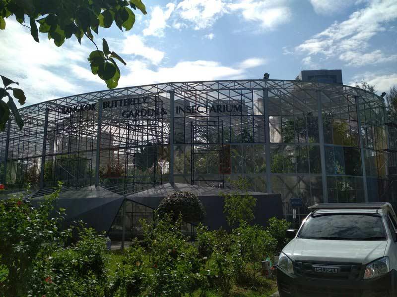 парк-Чатучак-Бангкок