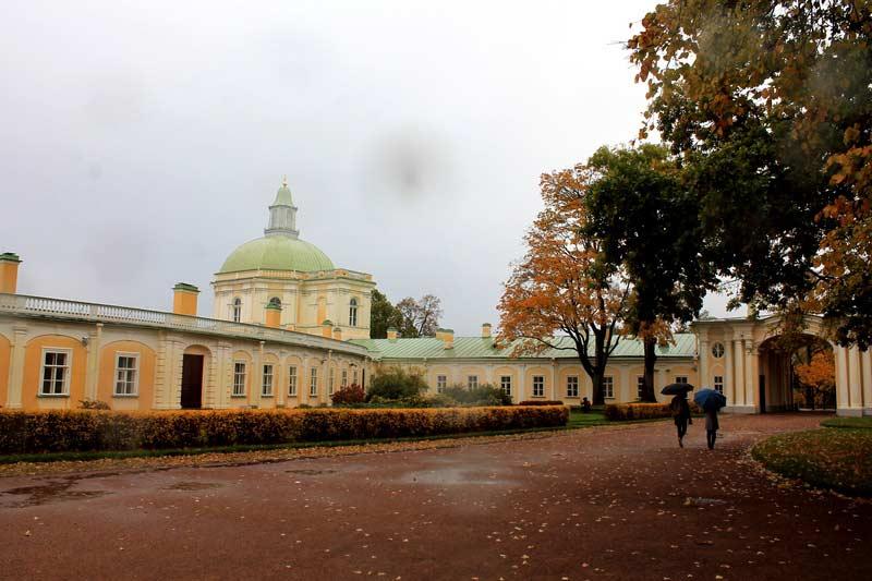 Ораниенбаум дворец Меньшикова