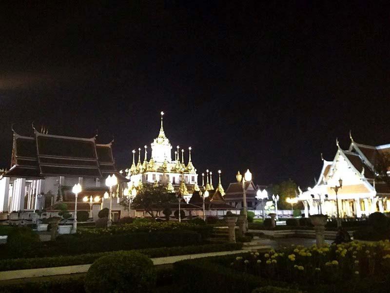 Железный храм Бангкок