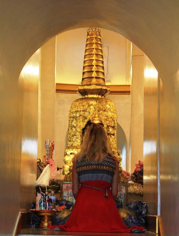 Бангкок-Золотая-гора