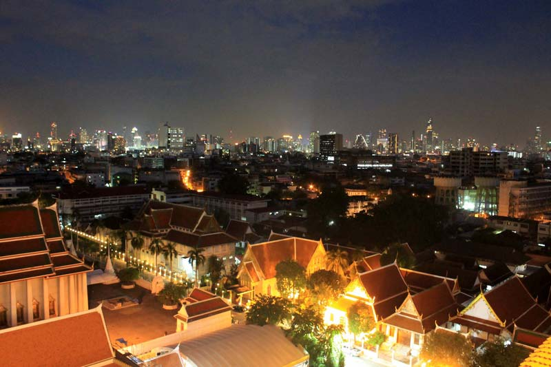 Ночной-Бангкок