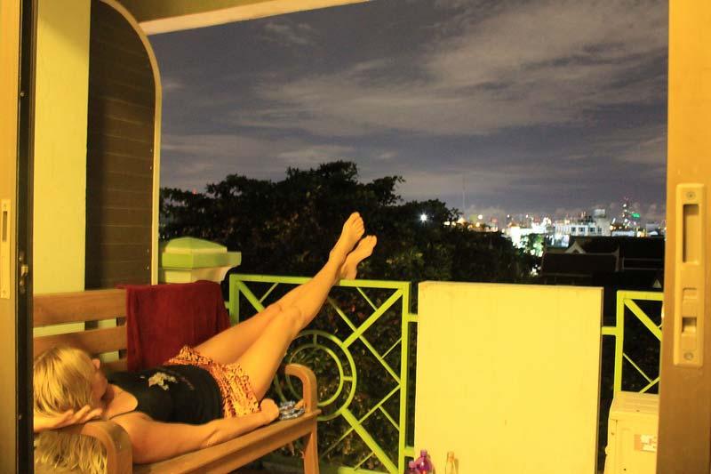 Отели-Бангкока