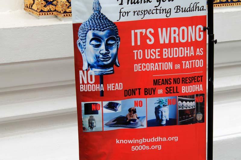что не надо делать в Таиланде